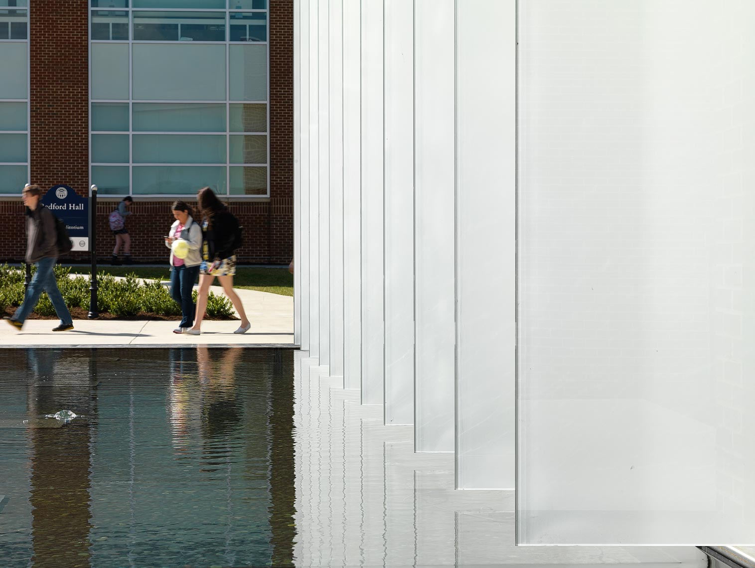 Longwood University | Maylone Architectural Photo