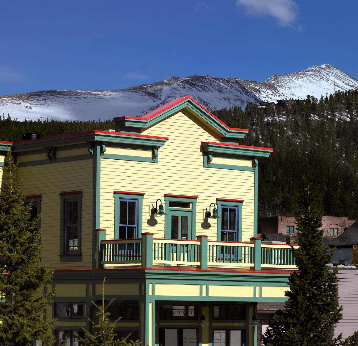 Breckenridge Welcome