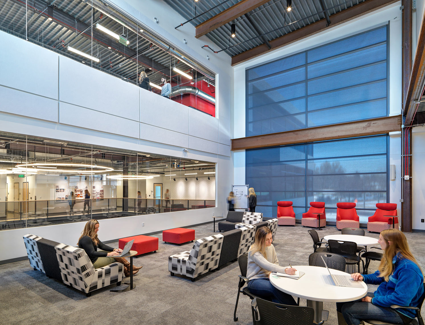 CSU Richardson Design Center | Maylone Architectural Photo