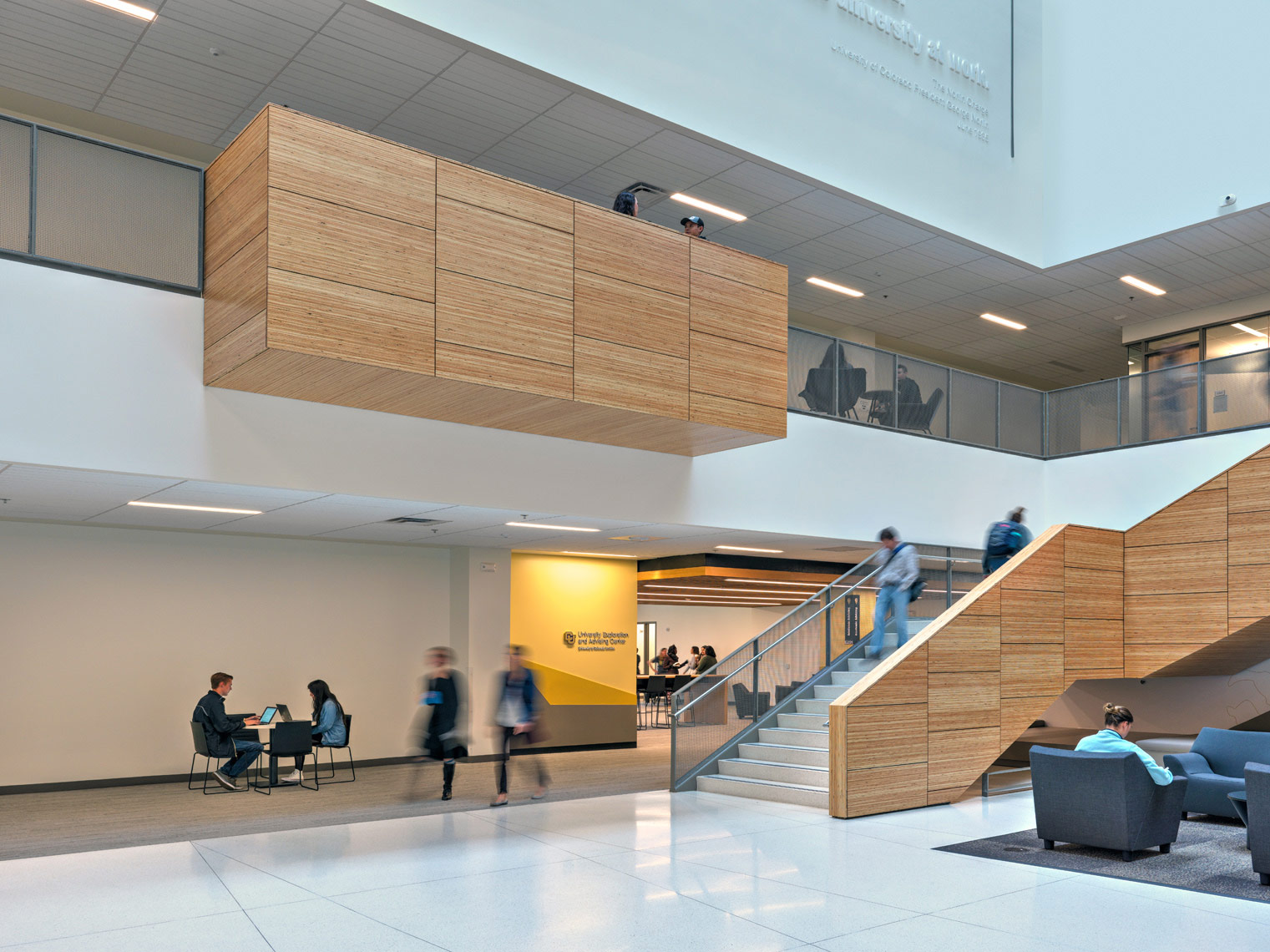 University of Colorado, Boulder | Maylone Architectural Photo