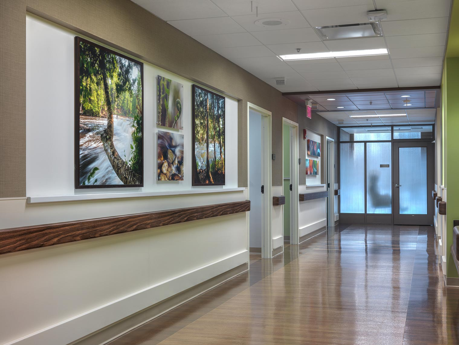 Crittenton Hospital  | Maylone Architectural Photo