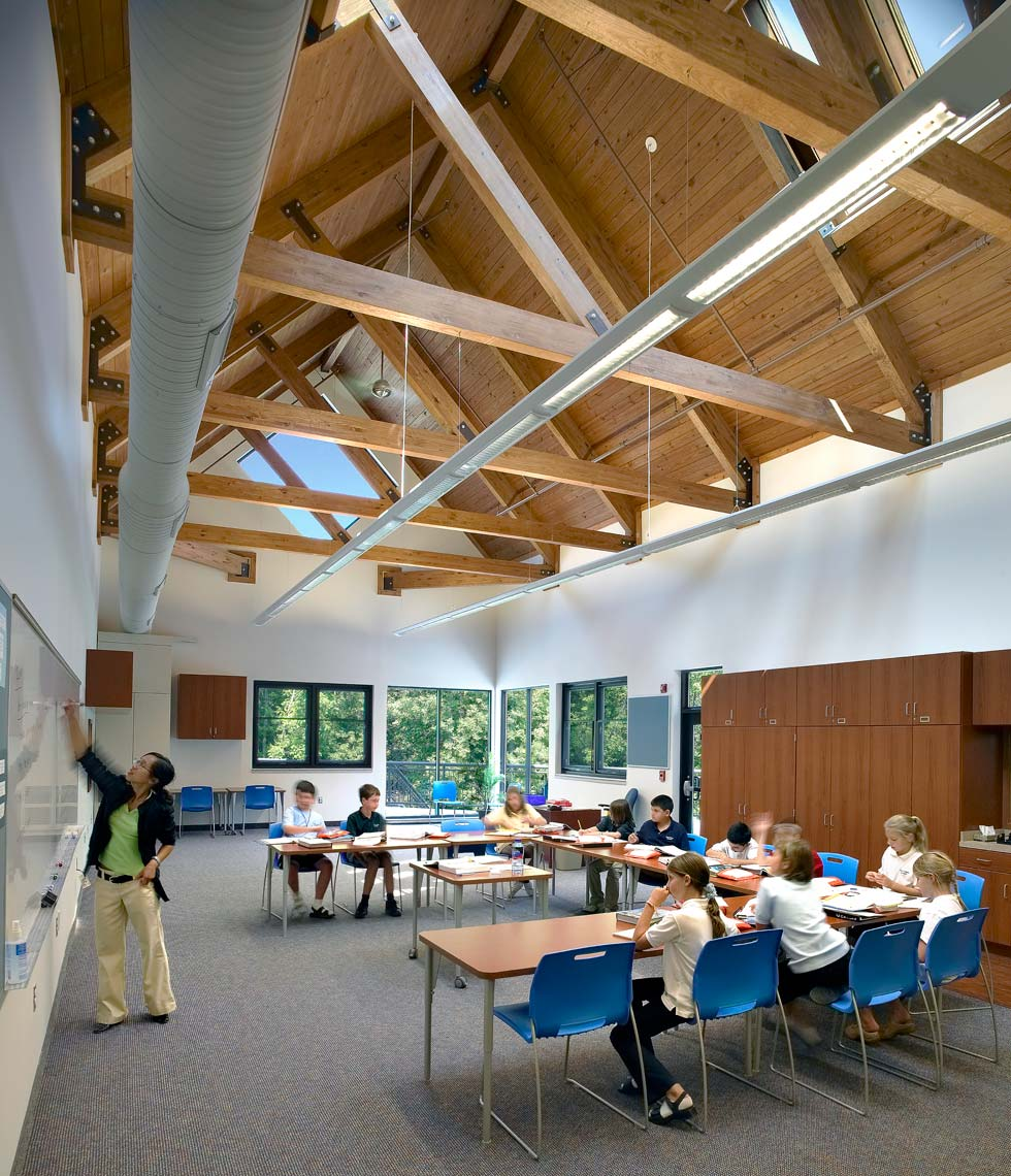 Eagle Creek Academy Michigan | Maylone Architectural Photo