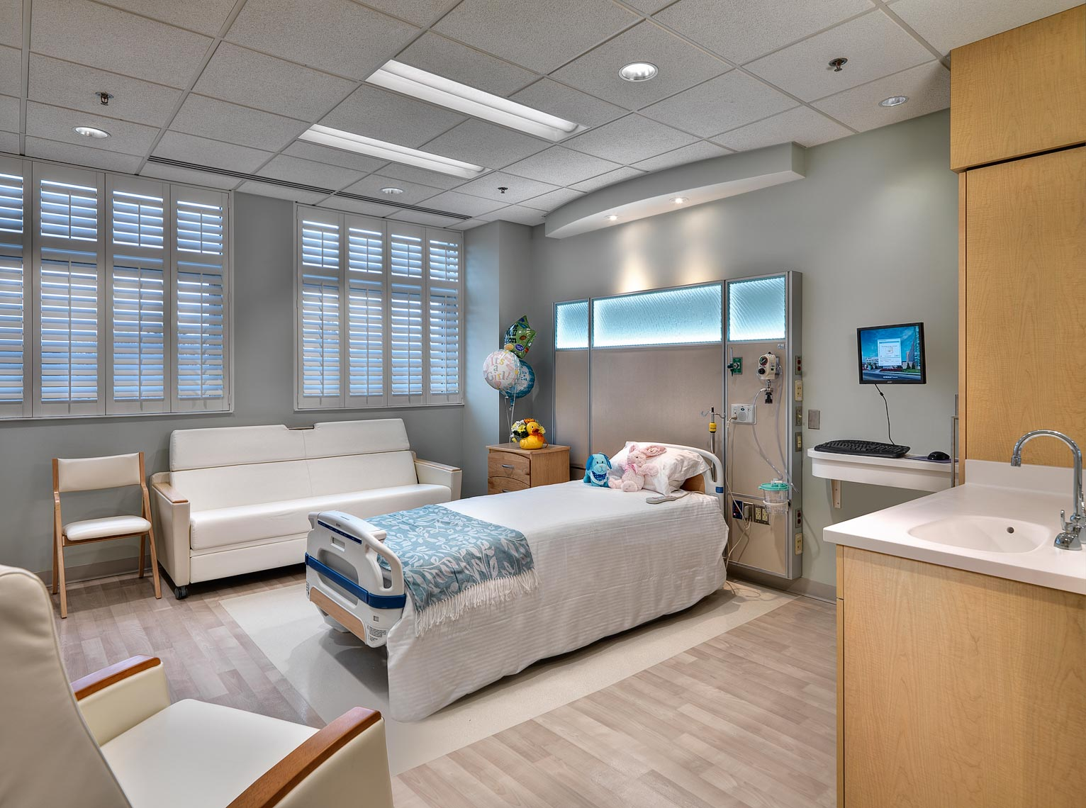 Firelands Medical Center | Maylone Architectural Photo