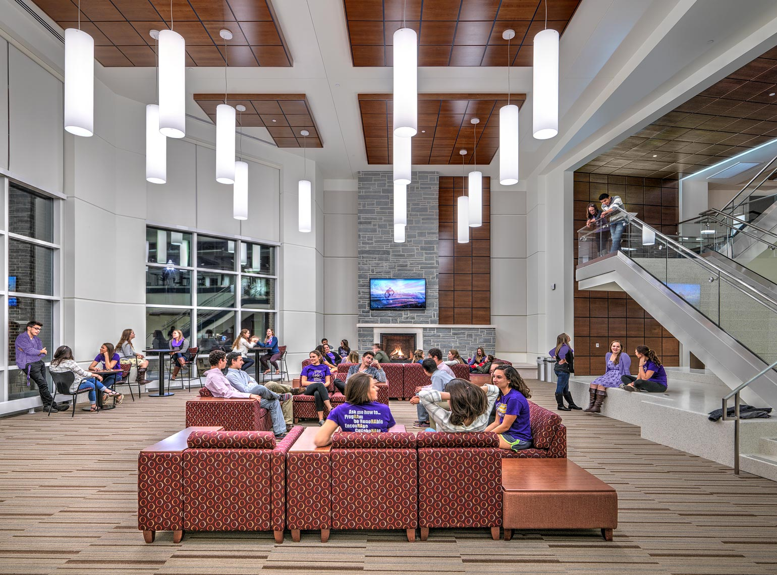 James Madison University | Maylone Architectural Photo
