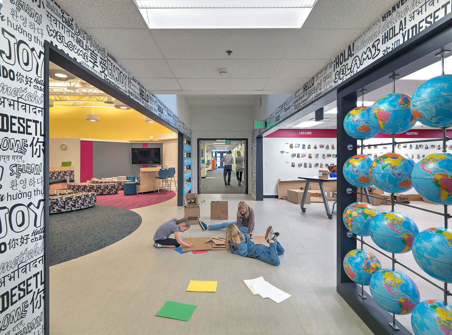 Cherry Creek Schools OZ Architecture | Maylone Architectural Photo