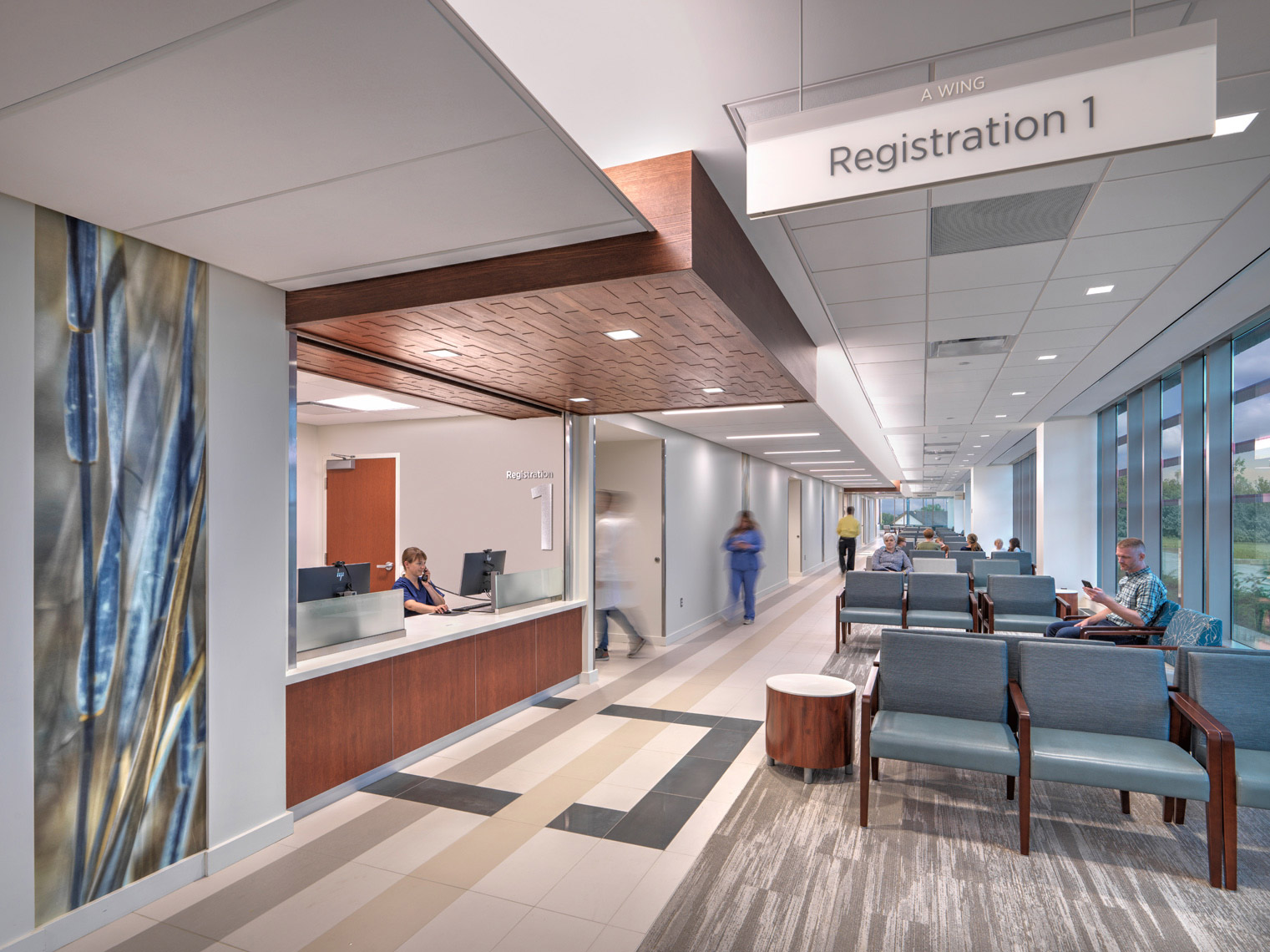 Palos Health Outpatient Campus | Maylone Architectural Photo