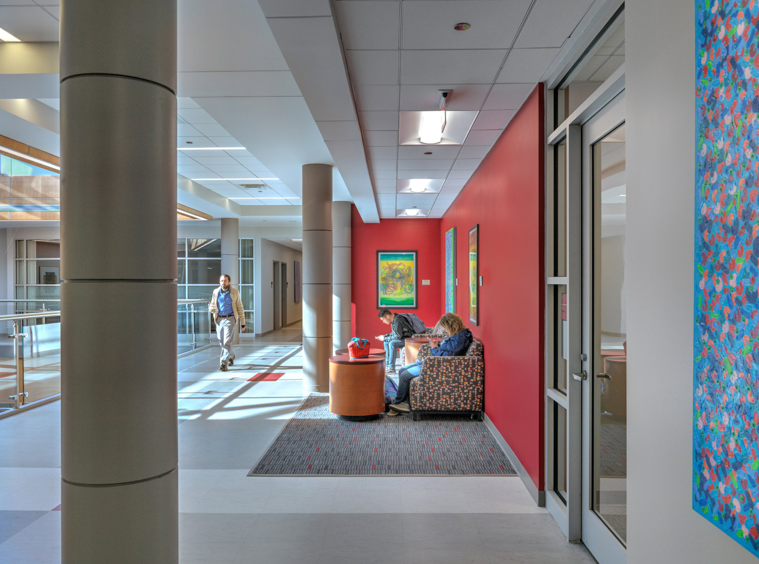 Reynolds Community College | Maylone Architectural Photo