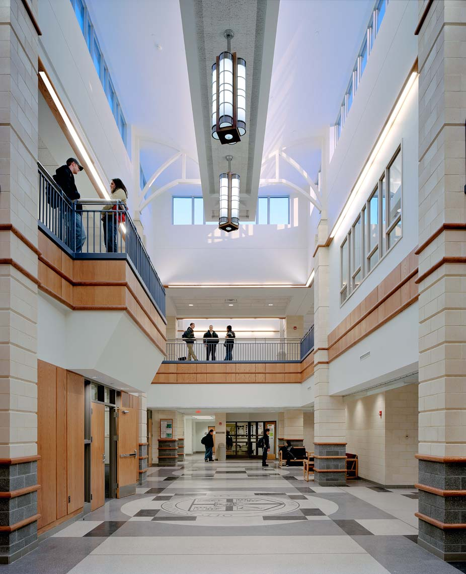 Old Dominion University School of Business | Maylone Architectural Photo