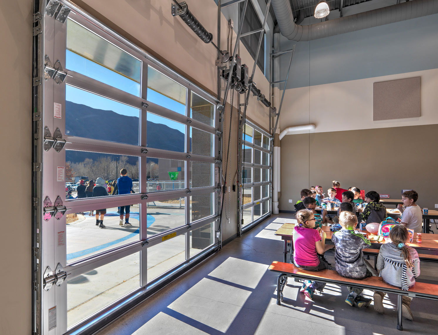 Two Rivers Community School | Maylone Architectural Photo