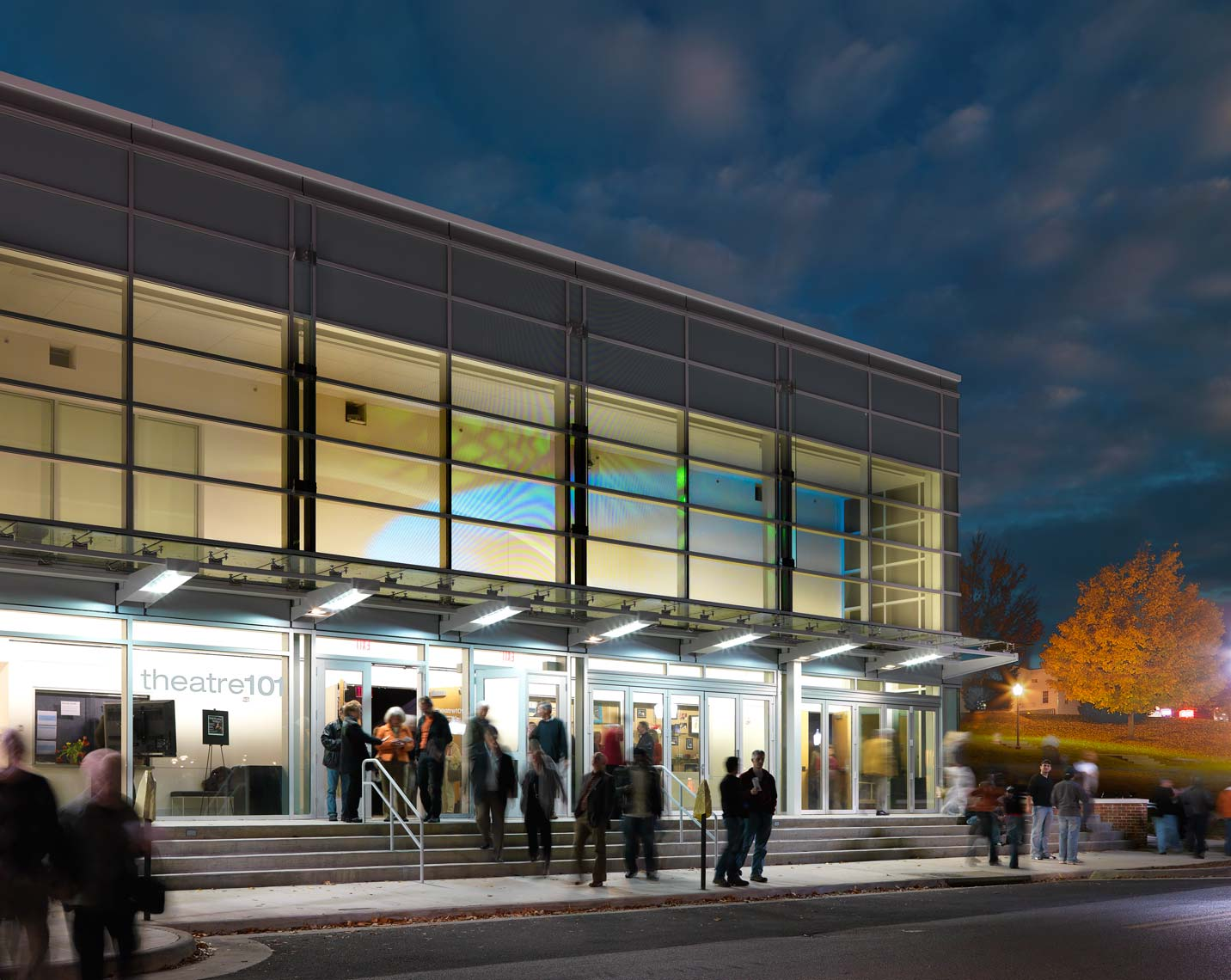 Black Box Theatre Virginia Tech | Photo Maylone Architectural