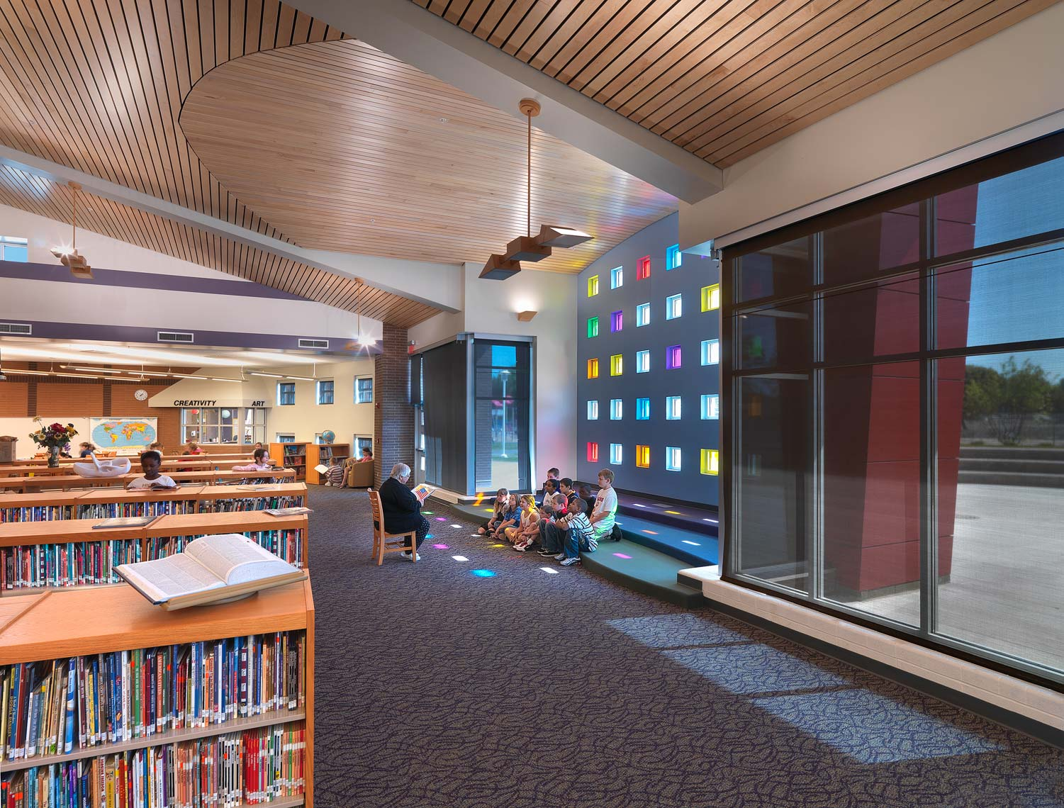 Westview Elementary Warren | Maylone Architectural Photo